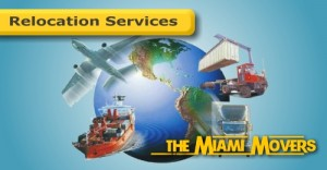 relocation moving services