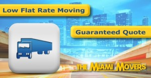 miami flat rate movers