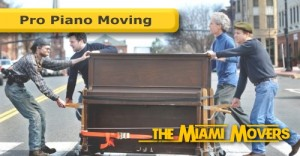 miami piano moving