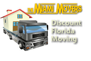 the miami movers moving truck